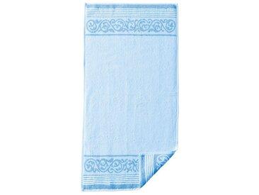 ROSS Handtuch, blau, blau