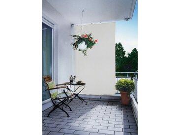 Floracord Senkrechtmarkise BxH: 140x230 cm, silbergrau