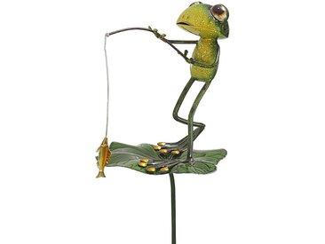 Dehner Gartenstecker »Dekostab Frosch Adrian, ca. 111.5 x 21.5 x 20 cm«