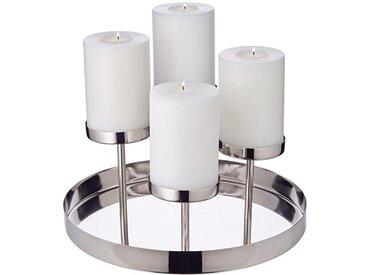 EDZARD Kerzenleuchter »Marabella«, für 4 Stumpenkerzen