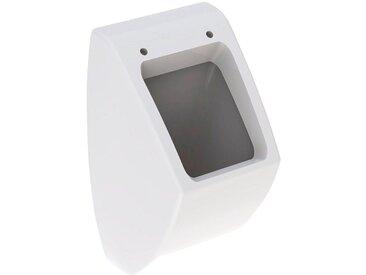 GEBERIT Urinal »Pareo«, Porzellan, Wasserspülung, eckig