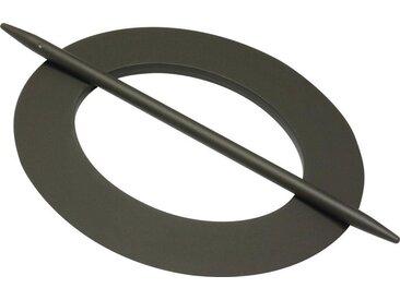 GARDINIA Dekoklammer »Dekoring Oval, Kunststoff«, (1-St), braun, dunkelbraun