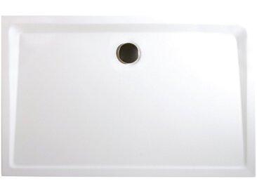 Schulte Duschwanne »extra-flach«, rechteckig, Acryl, Set, rechteckig, BxH: 90 x 75 cm