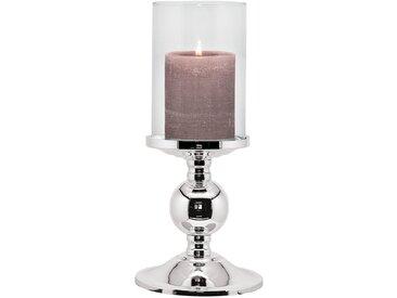 EDZARD Kerzenleuchter »Bamboo«, versilbert und anlaufgeschützt