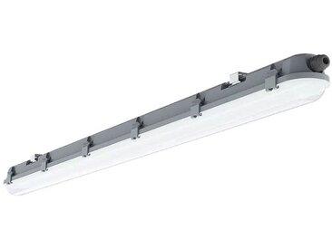 etc-shop Außen-Deckenleuchte, LED Wannenleuchte Deckenleuchte Lampe Feucht und Nassraumleuchte geeignet für Garage, Keller, Werkstatt, Halle, Lager, Büro