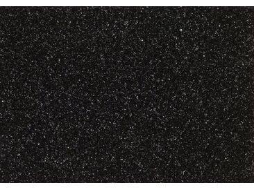 Andiamo Kunstrasen »Lanzarote«, Breite 200 cm, schwarz, Meterware, schwarz, Premium-Qualität, schwarz