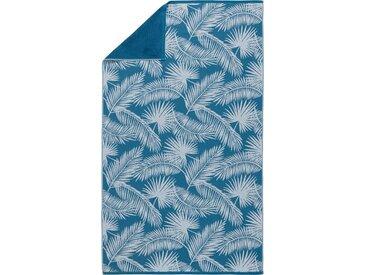 Marc O'Polo Home Hamamtuch »Kywa« (1-St), mit tollem Muster, blau, blau