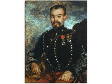 Artland Wandbild »Kapitän Darras«, Mann (1 Stück), in vielen Größen & Produktarten -Leinwandbild, Poster