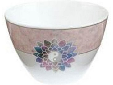 Goebel Teelichthalter »Lotusblüte Rosé Lotus Yin Yang«