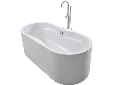 Sanotechnik Badewanne »Liverpool«, doppelwandig