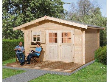 weka Gartenhaus »136 Gr.2«, BxT: 460x450 cm