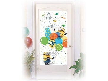 Procos Türposter Minions Balloons Party 76 x 152 cm