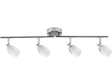 Paulmann LED Deckenleuchte »4er-Spot G9 Silberfarben Chrom Yasmin ohne Leuchtmittel, max. 10W«