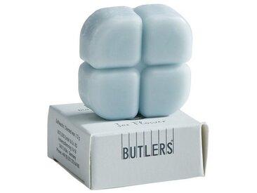 BUTLERS Duftlampe » SMELTS 12x Duftwachschips Vanille«, blau, Pastellblau