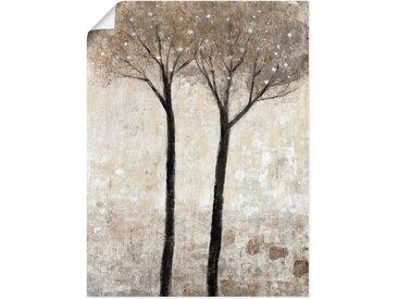 Artland Wandbild »Blühender Baum II«, Bäume (1 Stück), Poster