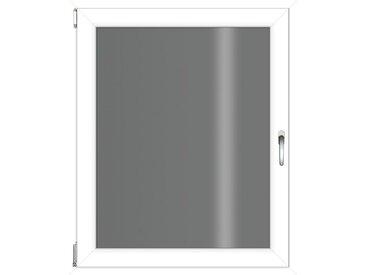 RORO Türen & Fenster RORO TÜREN & FENSTER Kunststoff-Fenster BxH: 80x100 cm, ohne Griff, weiß, links, weiß