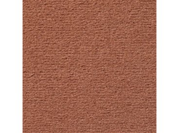 Vorwerk VORWERK Teppichboden »Passion 1021«, Meterware, Velours, Breite 400/500 cm, orange, terracotta/orange x 1M39