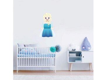 Wall-Art Wandtattoo »Spielfigur Disney Elsa Frozen«