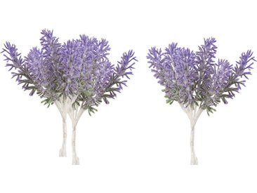 VBS Kunstblume »Pick Lavendel«, 3 Stück, 14 cm