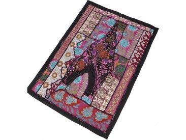 Guru-Shop Wandteppich »Indischer Wandteppich Patchwork..«, Höhe 65 mm, Muster 2