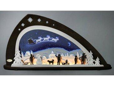 Weigla Lichterbogen »Santa Claus«, in 3D Optik
