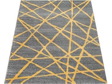 Paco Home Läufer »Pattern 127«, rechteckig, Höhe 18 mm, Kurzflor