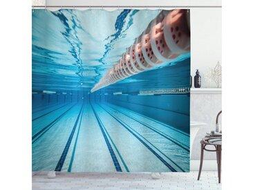 Abakuhaus Duschvorhang »Moderner Digitaldruck mit 12 Haken auf Stoff Wasser Resistent« Breite 175 cm, Höhe 180 cm, Hobby Schwimmbad Sport anzeigen