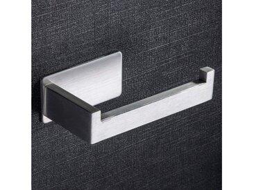 kueatily Toilettenpapierhalter »Toilettenpapierhalter Selbstklebender Toilettenpapierhalter Toilettenpapierhalter aus Edelstahl für Badezimmer«