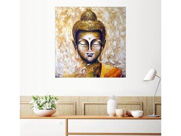 Posterlounge Wandbild, Buddha, Premium-Poster