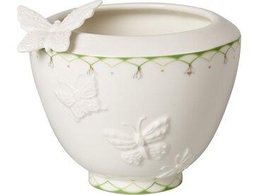 Villeroy & Boch Colourful Spring kleine Vase »Colourful Spring«, grün, 18x15,5x15cm, grün,bunt