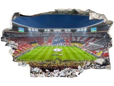 Wall-Art Wandtattoo »FCB Stadion Immer weiter« (1 Stück)