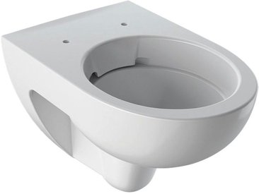 GEBERIT Tiefspül-WC »Renova Nr. 1«, weiß, KeraTect