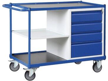 Protaurus Werkstattwagen, 4 Schubladen