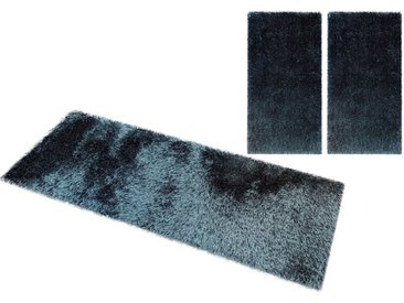 Bruno Banani Bettumrandung »Airis« , Höhe 65 mm, (3-tlg), Besonders weich durch Microfaser, grau, anthrazit