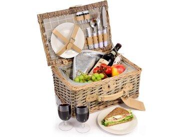 SÄNGER Picknickkorb »Amrum« (13 Stück)