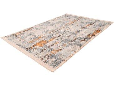 Arte Espina Teppich »Palace 200«, rechteckig, Höhe 16 mm, Kurzflor, Orient Optik, orange, orange-grau