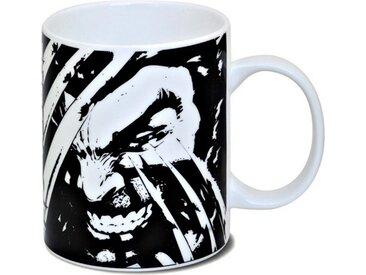 LOGOSHIRT Tasse mit coolem Druck »Wolverine«, schwarz, schwarz
