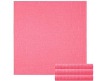 Lashuma Handtuch Set »Pure« (Set, 4-tlg), Geschirrtuch 4er Set, Küchentücher Waffelpique 50 x 50 cm, rosa, rosa