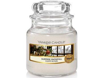 Yankee Candle Duftkerze » Duftkerze Small Jar Surprise Snowfal«