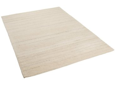 THEKO Wollteppich »Natur Teppich Berber Aruna Meliert«, Rechteckig, Höhe 18 mm