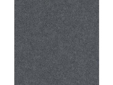 Teppichfliese »Maine«, quadratisch, Höhe 3 mm, selbstliegend, leicht austauschbar, grau, grau