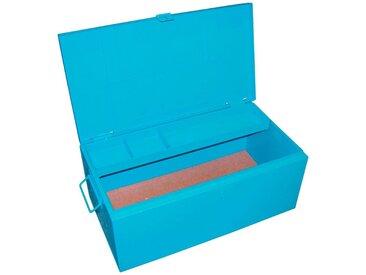 Güde GÜDE Werkzeugkiste »GM 830«, Montagekoffer, L/B/H: 83,5/45/35,5 cm, blau, blau