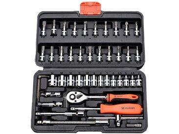 HARDEN Tools Werkzeugkoffer »Schraubenschlüssel 46-teilig«