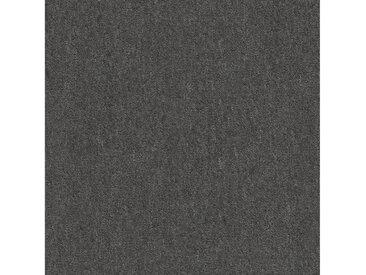 Teppichfliese »Jersey«, quadratisch, Höhe 3 mm, selbstliegend, schwarz, 20 St., SL 820 anthrazit