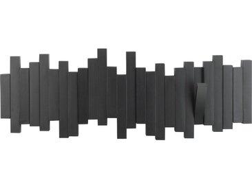 Umbra Garderobenleiste »Sticks Multi Hook«, (Set, 2), schwarz, schwarz