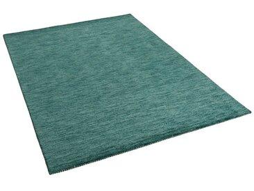 THEKO Wollteppich »Natur Teppich Indo Gabbeh Ella«, Rechteckig, Höhe 18 mm