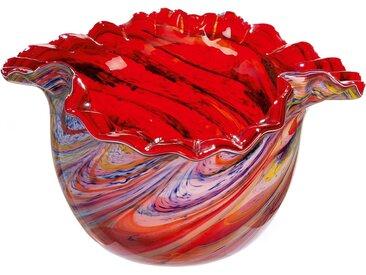 GILDE GLAS art Dekoschale »Colorista«