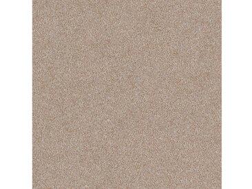 Teppichfliese »Amalfi«, quadratisch, Höhe 8 mm, beige, selbstliegend