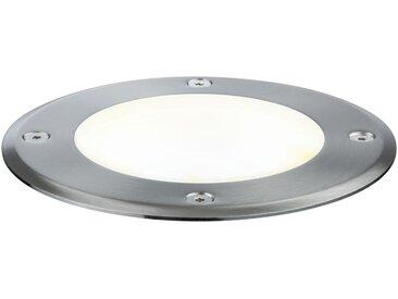 Paulmann LED Einbauleuchte »Outdoor Plug & Shine Boden EBL«, schwenkbar IP67 609lm 3000K