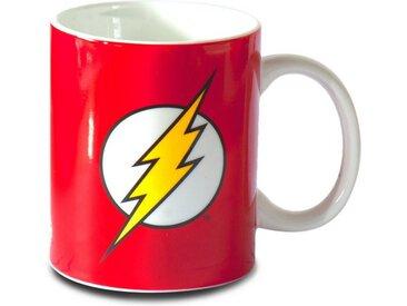 LOGOSHIRT Tasse mit kultigem Motiv »Flash«, rot, rot